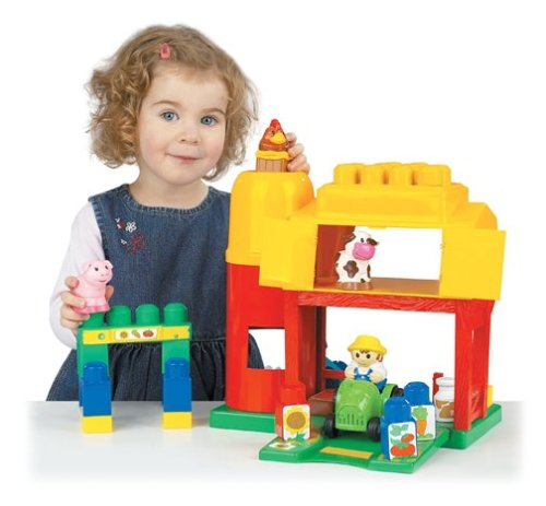Toy - Mega Bloks My Musical Farm