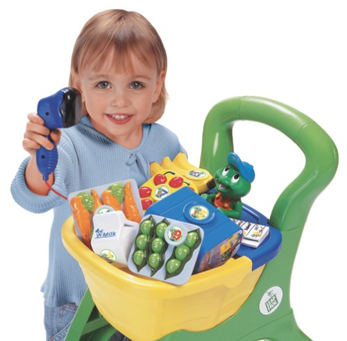 2 Year Old Toys- Shopping Cart Pretend & Learn